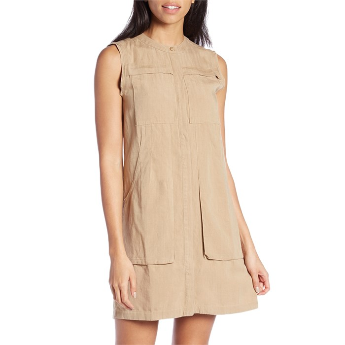 nau - Flaxible Sleeveless Dress - Women's