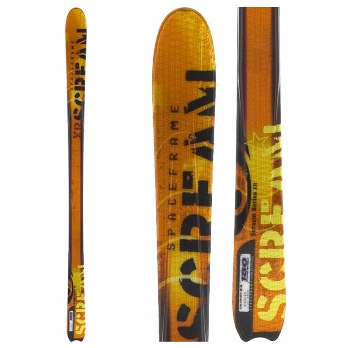 Ski Salomon Spaceframe