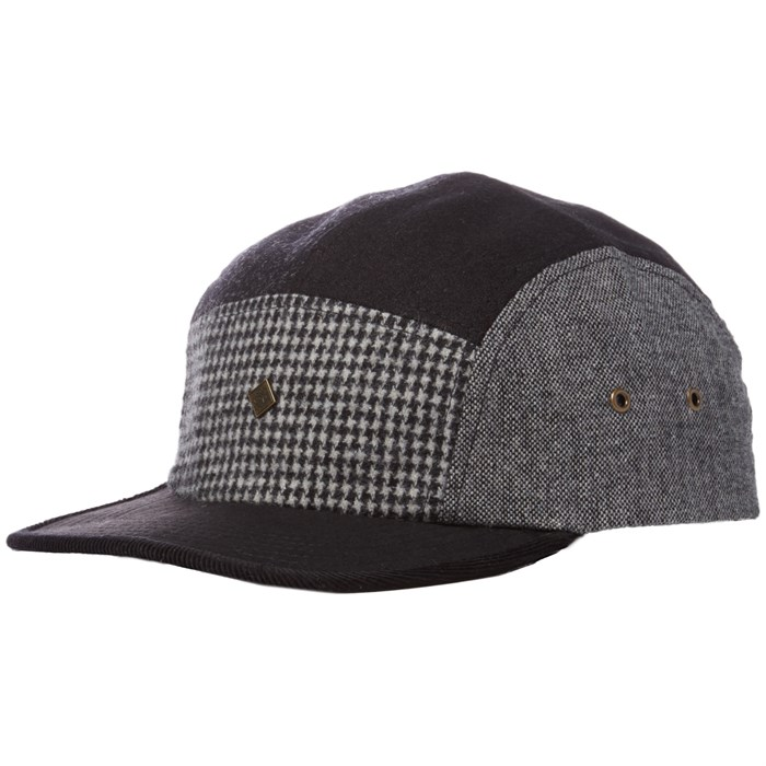 ... new zealand obey cap grey obey clothing patchwork 5 panel hat evo 6c857  8981a ... e69eeeed6dd8