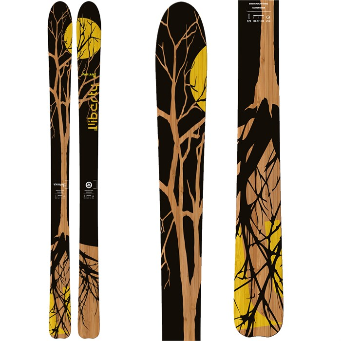 Liberty - Variant 97 Skis 2016