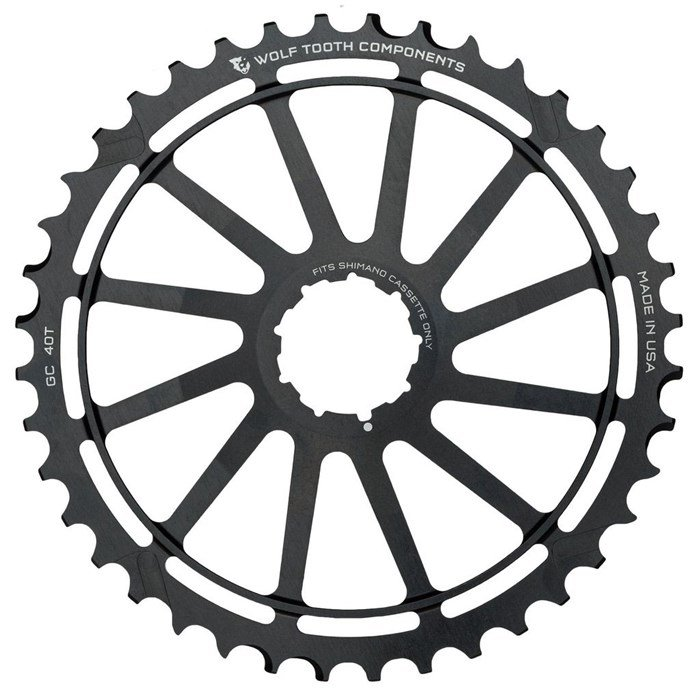 Wolf Tooth Components - GC Shimano 10-Speed Cog