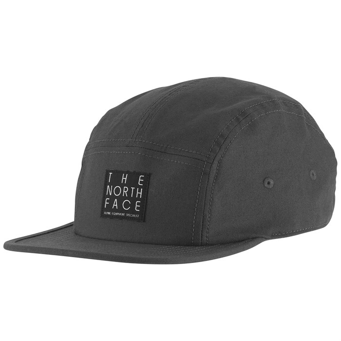 the north face 5 panel cap