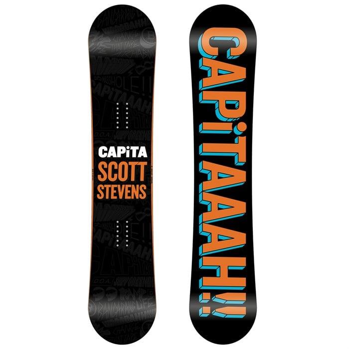 CAPiTA - Scott Stevens Pro Snowboard 2015