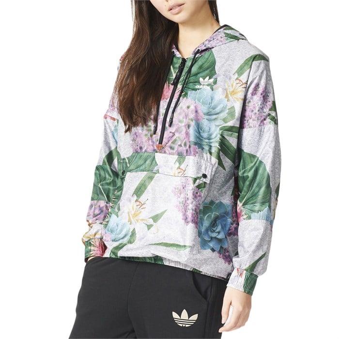 b7436aba00b08 Adidas - Originals Training Floral Jacket - Women's ...