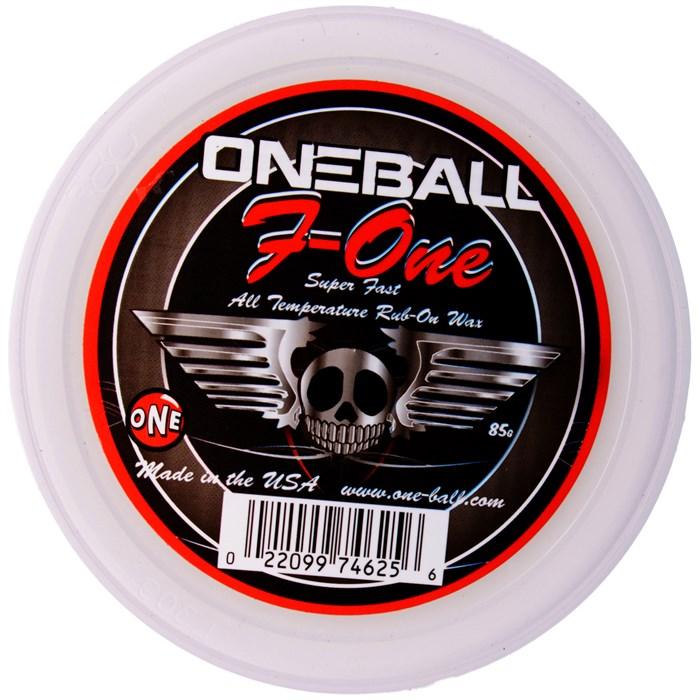 OneBall - One Ball Jay F-1 Rub On Snowboard Wax - All Temp