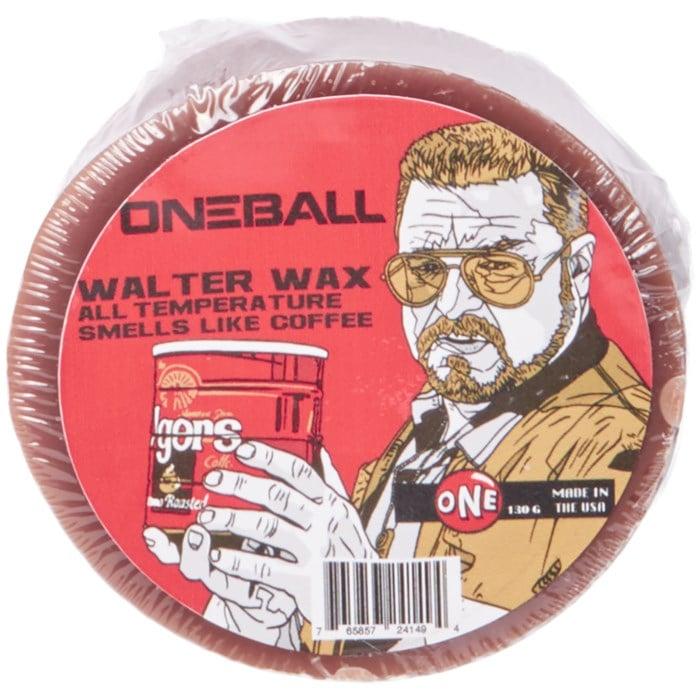 OneBall - One Ball Jay Walter Snowboard Wax - All Temp