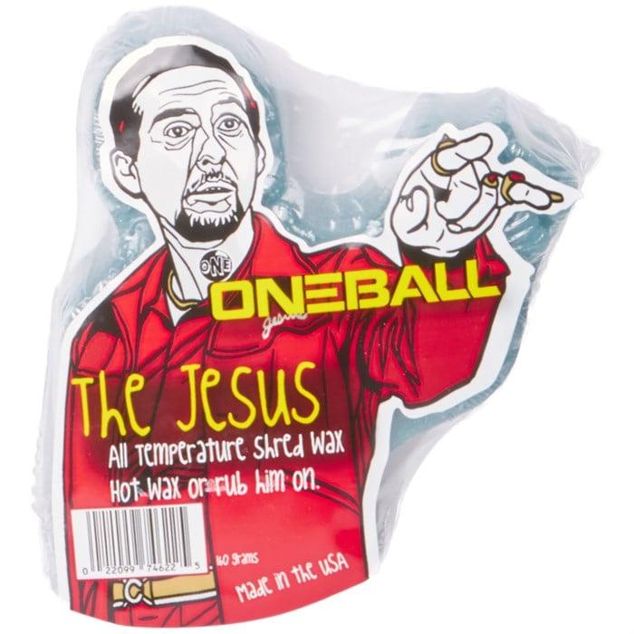 OneBall - One Ball Jay The Jesus Snowboard Wax - All Temp