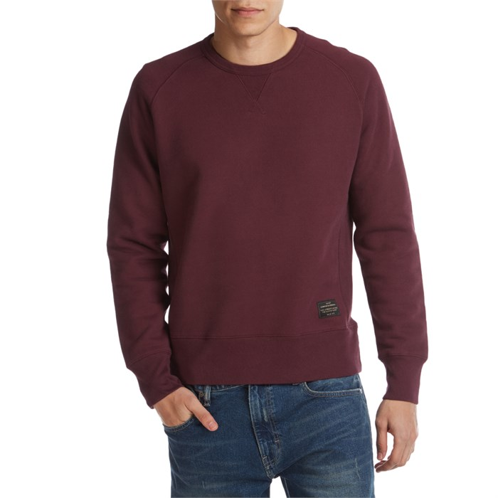 Levi's Skate Crewneck Fleece Sweatshirt