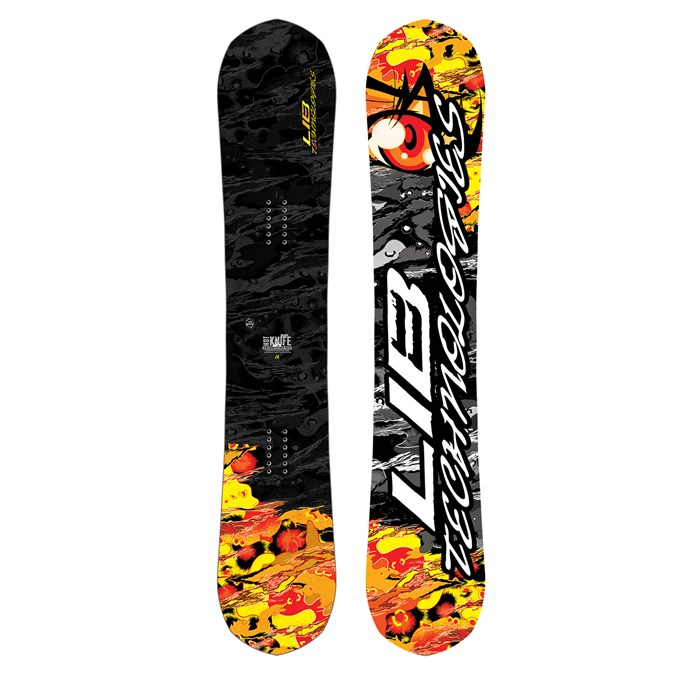 Lib Tech - Hot Knife C3BTX Snowboard - Blem 2016