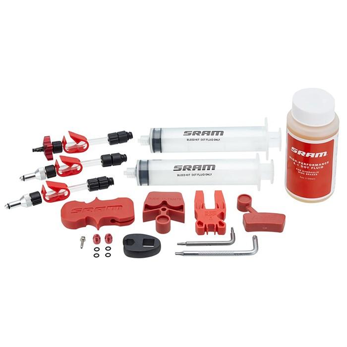 SRAM - Brake Bleed Kit with DOT 5.1 Fluid