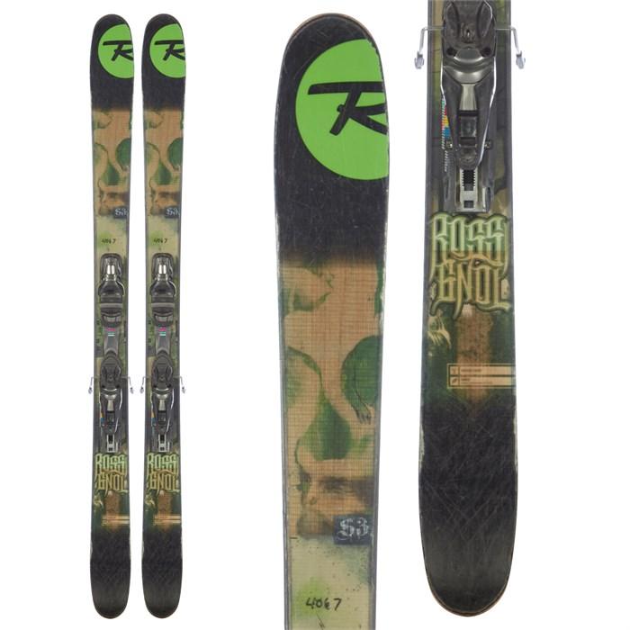 Rossignol S3 Skis+ NX 12 Bindings - Used 2012 - Used
