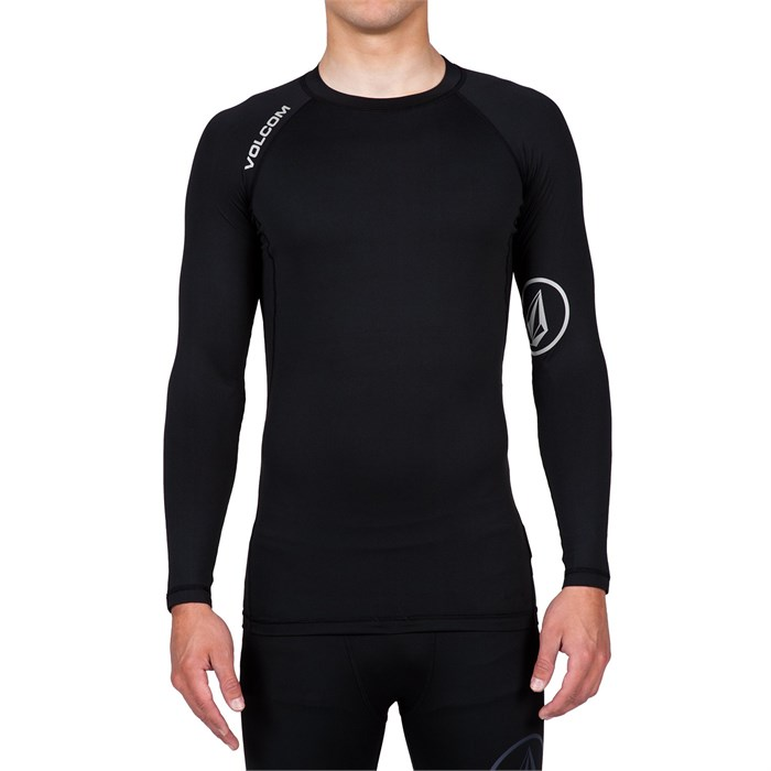 Volcom - Solid Long-Sleeve Rashguard