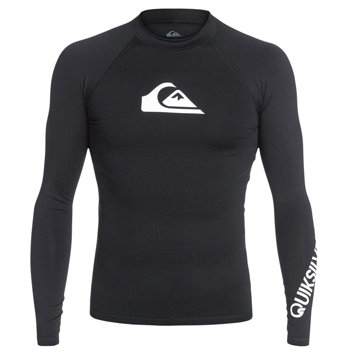 Quiksilver - All Time Long-Sleeve Rashguard
