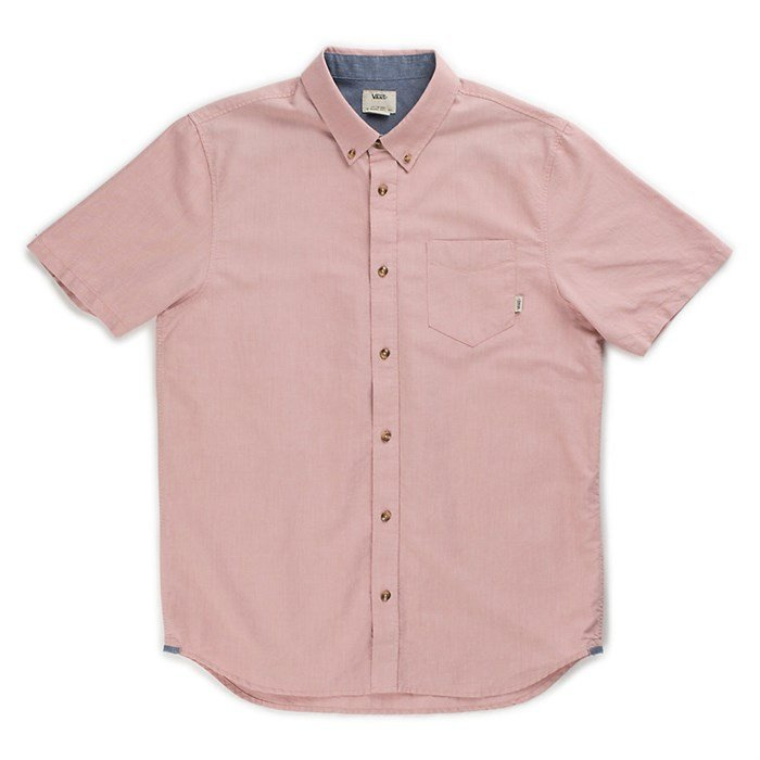 Vans - Houser Short-Sleeve Button Down Shirt
