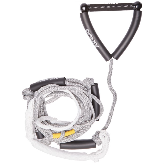 """Ronix - 10"""" Surf Handle + 25 ft Bungee Surf Rope"""
