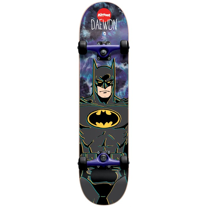 Almost - Daewon Batman Mini 7.0 Skateboard Complete - Kids'
