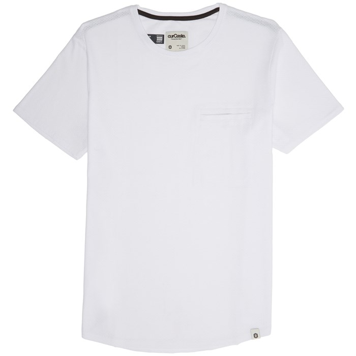 Ourcaste - Colbert T-Shirt