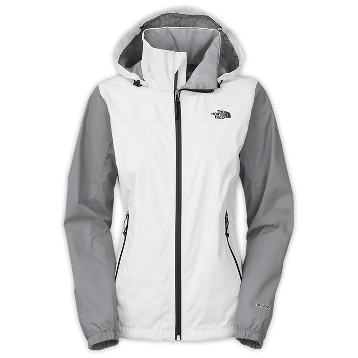 The north face womens resolve jacket black