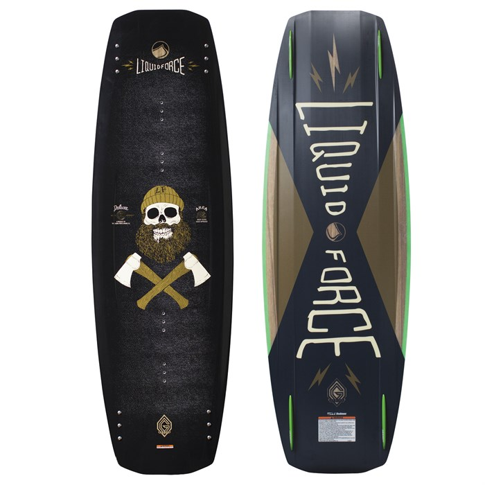 Liquid Force - Deluxe Wakeboard 2016