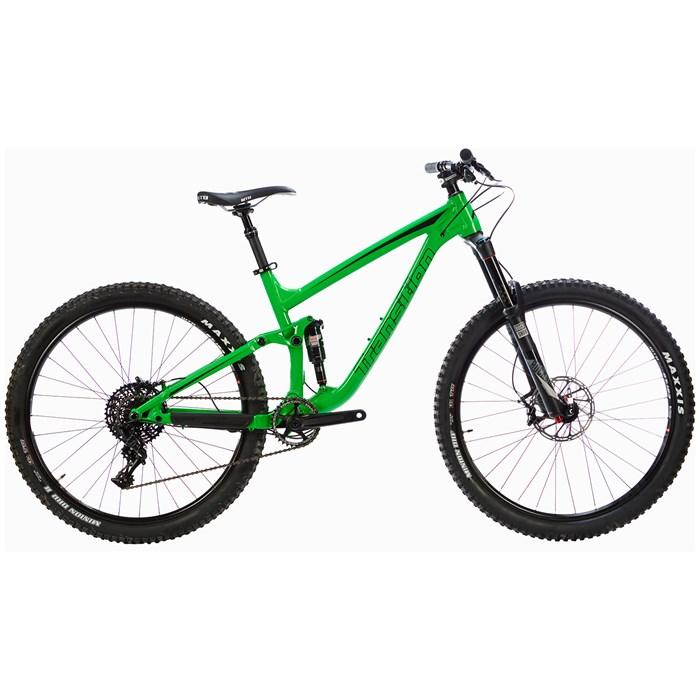 Mountainbike NeongrГјn