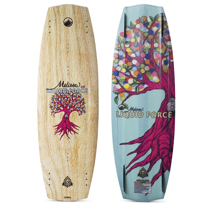 Liquid Force - Liquid Force Melissa Wakeboard - Women's 2016