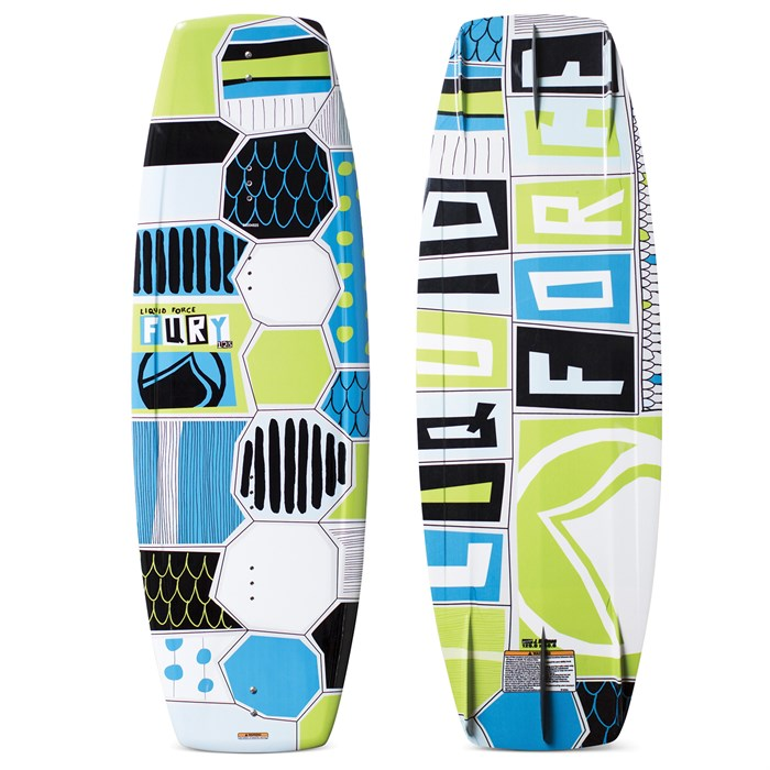 Liquid Force - Fury Wakeboard - Boys' 2016