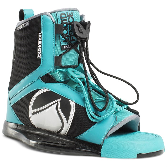 Liquid Force - Plush Wakeboard Bindings - Women's 2016