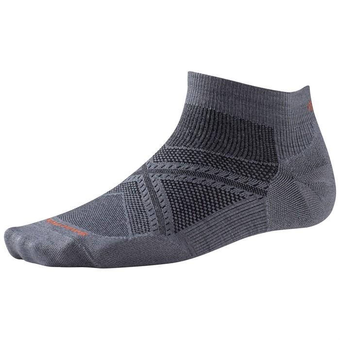 Smartwool Phd 174 Run Ultra Light Low Cut Socks Evo