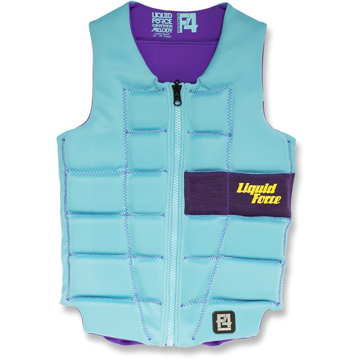 Liquid Force - Melody Comp Wakeboard Vest - Women's 2016