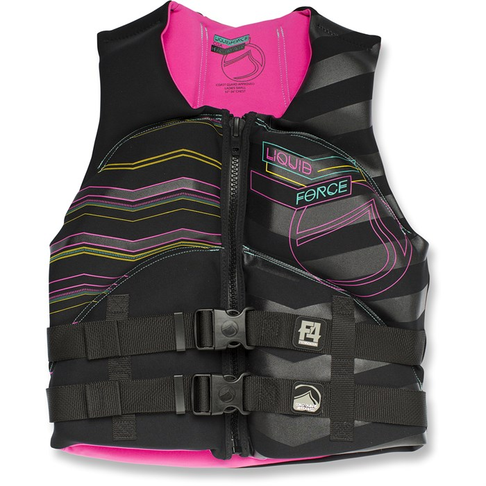 Liquid Force - Heartbreaker CGA Wakeboard Vest - Women's 2016