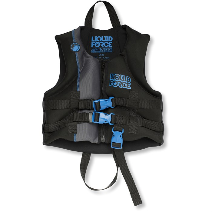 Liquid Force - Junior Hinge CGA Wakeboard Vest - Kids' 2016