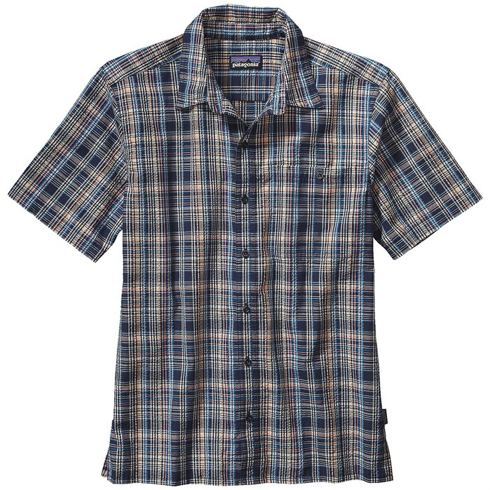 Patagonia - Puckerware Short-Sleeve Button Down Shirt
