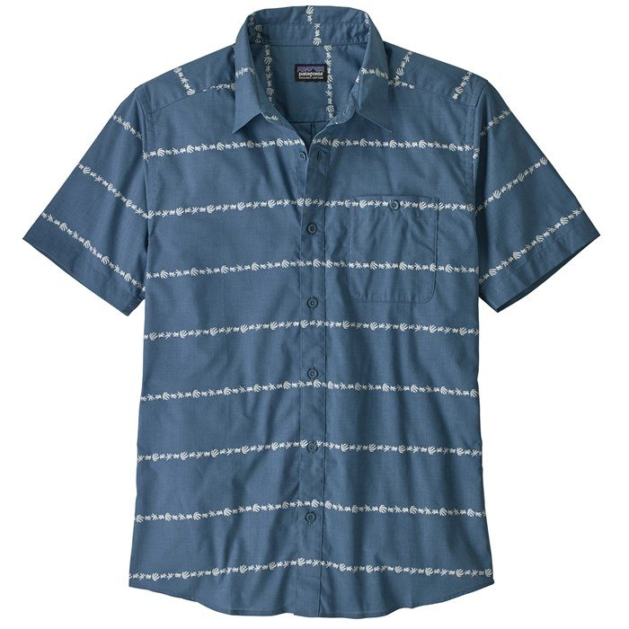 Patagonia - Go To Short-Sleeve Button Down Shirt