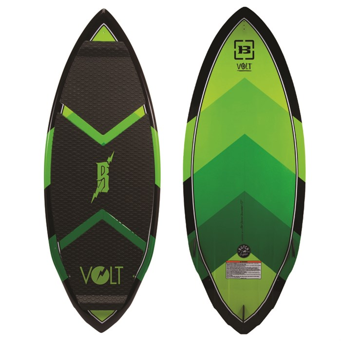 Byerly Wakeboards - Volt Wakesurf Board 2016