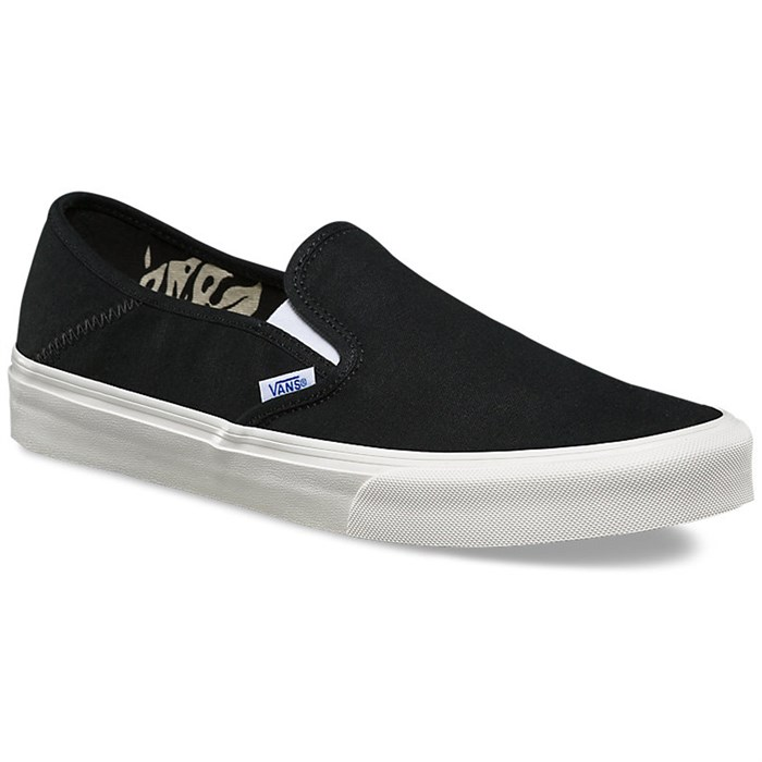 vans slip on surf shoes evo