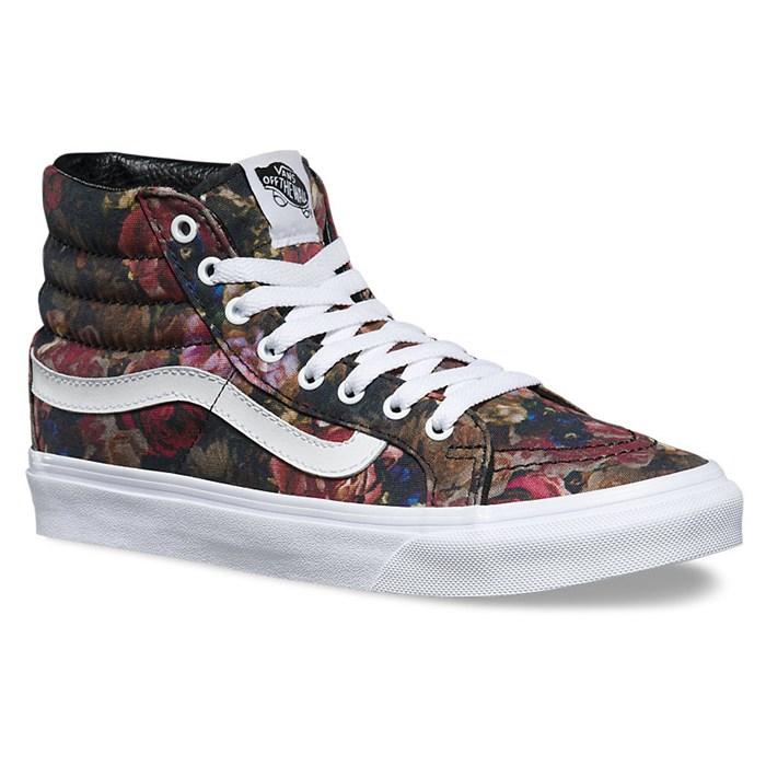 Vans - Sk8-Hi Slim Shoes - Women's
