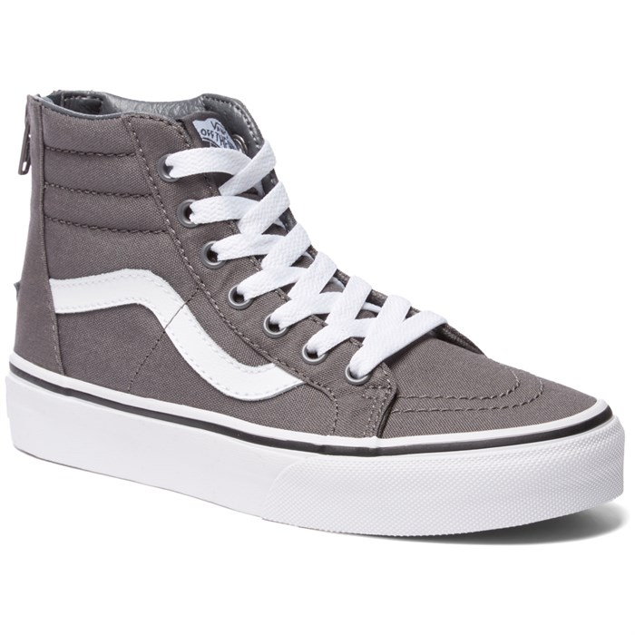 Vans - Sk8-Hi Zip Shoes - Kids  ... 84e4744b534e