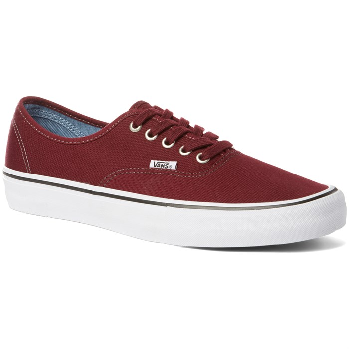 8600a88e9071 Vans - Authentic Pro Skate Shoes ...