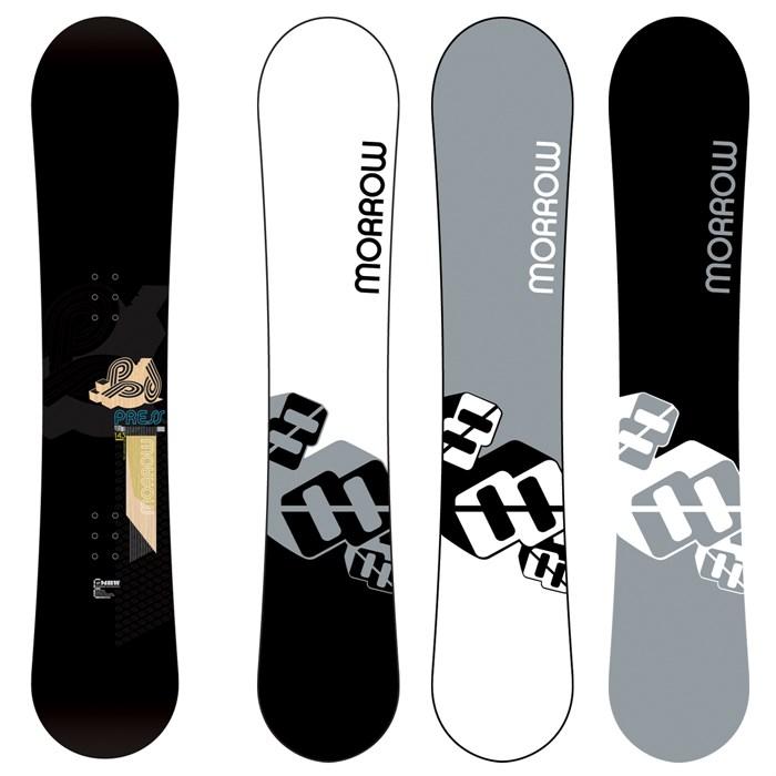 c5da6b3f111b Morrow - Press Snowboard 2007 ...
