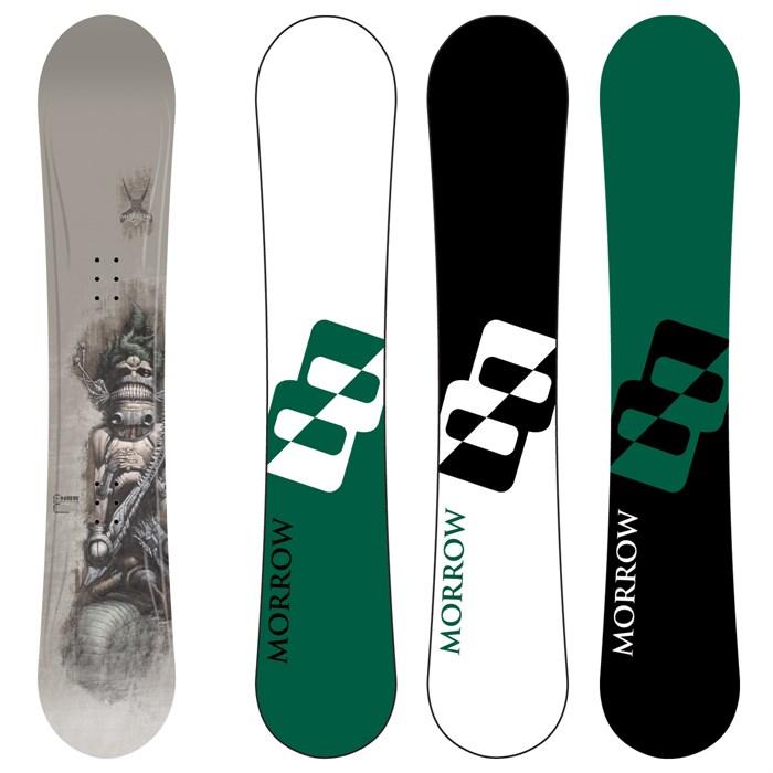 a3bcc3afb4ec Morrow Blaze Snowboard 2007