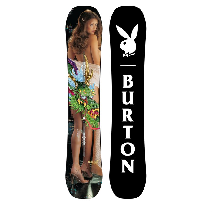 Burton - Process Centerfold Snowboard 2016