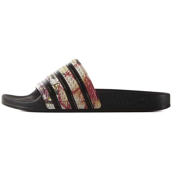 Adidas Originals Adilette Slide Sandals Womens Evo