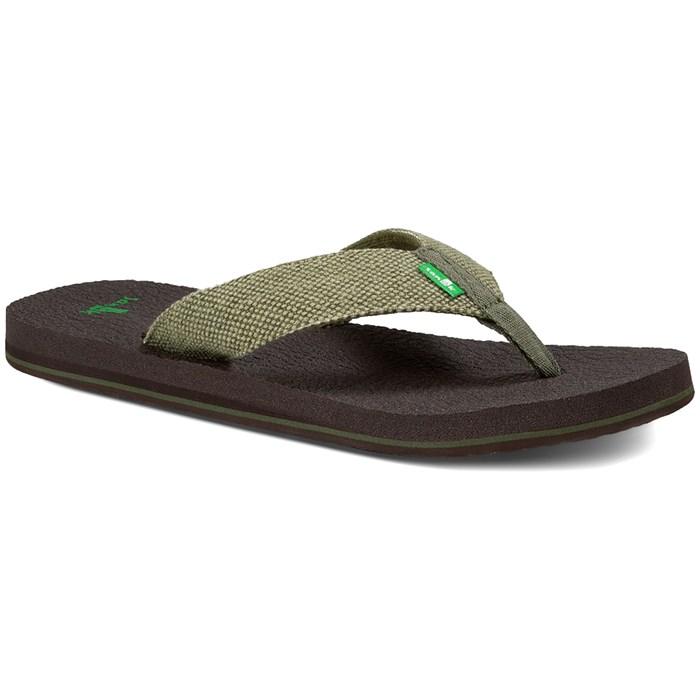 Sanuk - Yogi 4 Flip Flops ...