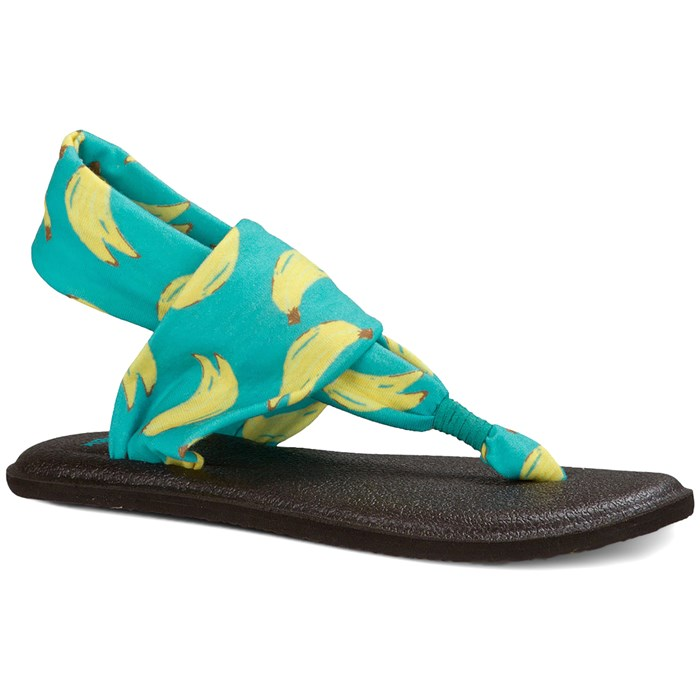 dfe101a26fecf1 Sanuk - Yoga Sling Burst Prints Sandals - Girls  ...