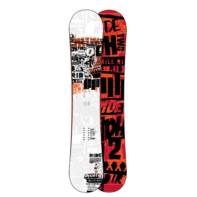 Ride DH2 Snowboard 2011 | evo outlet