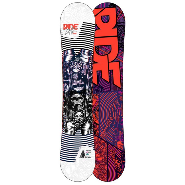 Ride DH2 Snowboard 2013 | evo outlet