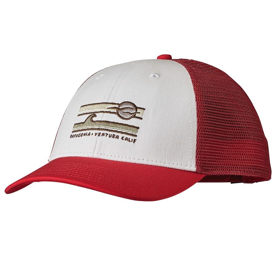 patagonia seascape trucker hat s evo