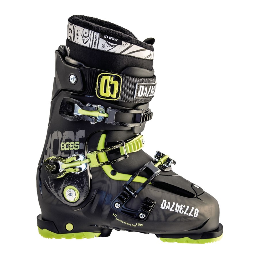 Dalbello Boss I D Ski Boots 2016 Evo Outlet