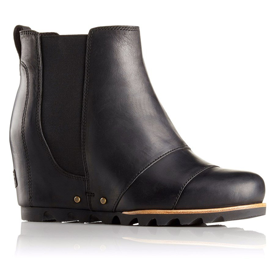 sorel lea wedge boot s evo outlet