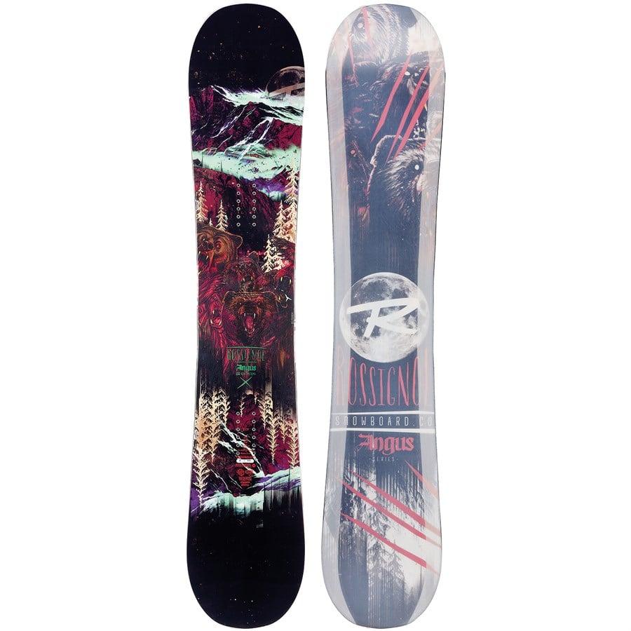 rossignol angus magtek snowboard 2016 evo outlet